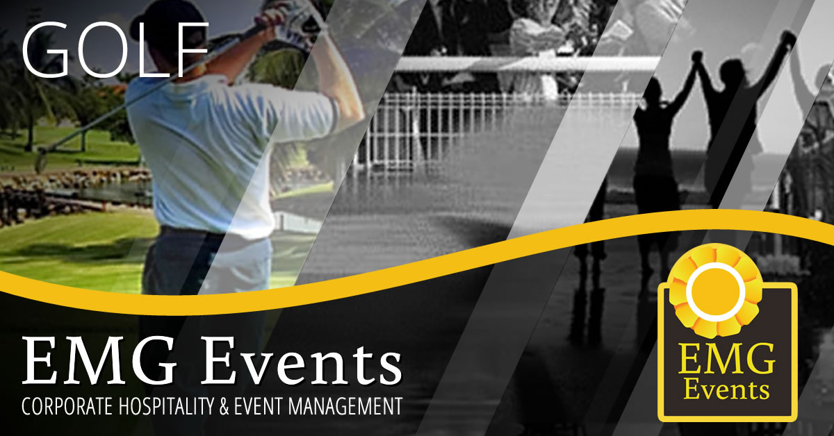 EMG Events - Corporate Golf