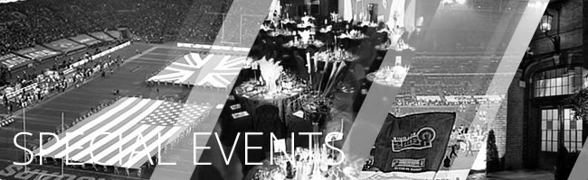EMG Events - special event corporate hospitality