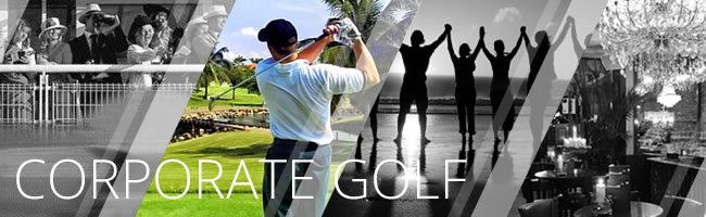 EMG Events: Corporate golf and activity days
