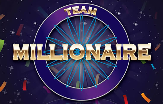 Team Building - energise your teams with Team Millionaire - all inclusive, great fun, highly effective
